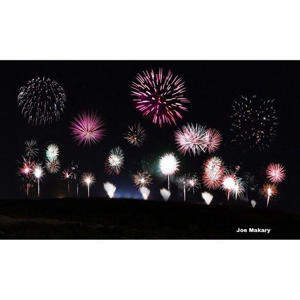 fireworks zgharta longexposure fireworkshow livelovelebanon ...
