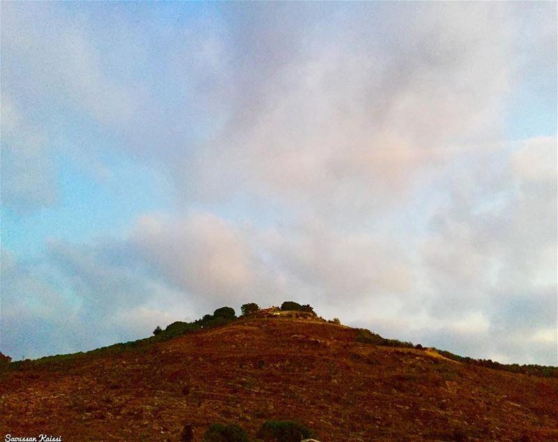 sky clouds colors🎨 mountain villa ...