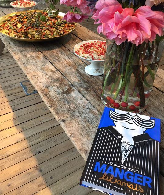 Manger Libanais, @kamalmouzawak 's new book, takes you on road-trip across...