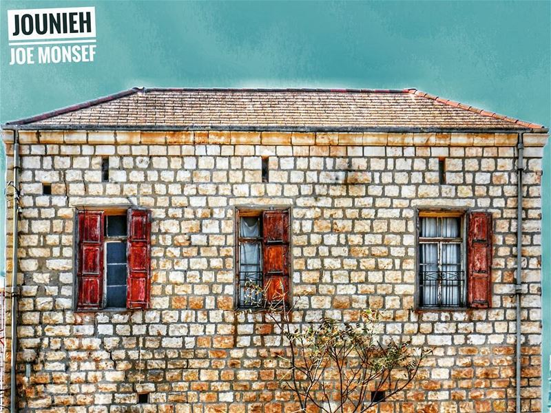 old  houses  home  jounieh  lebanon  today  vintage  oldjounieh  canon ...