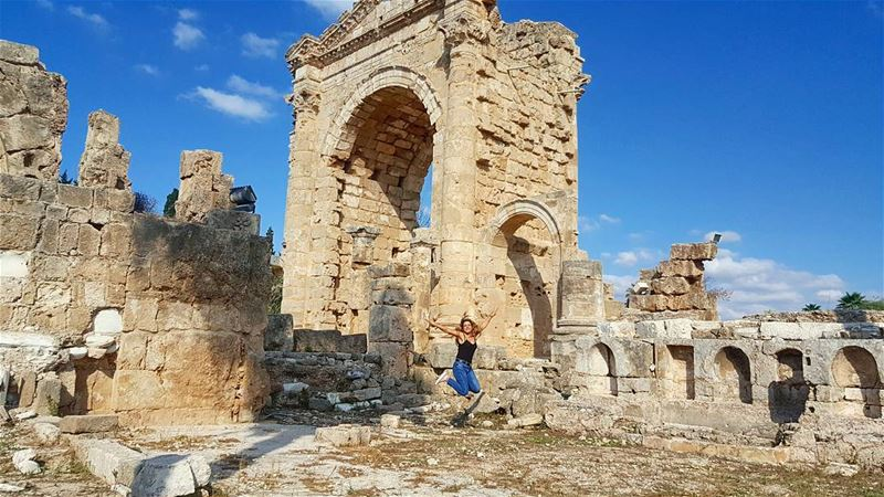 Tyre The ancient Phoenician city and the legendary birthplace of Europa... (Tyre, Lebanon)