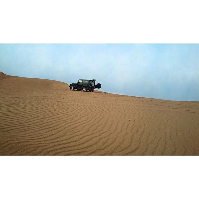 Come get lost with me ✖....... desert ksa wrangler jeep ... (Ath Thumamah, Ar Riyad, Saudi Arabia)