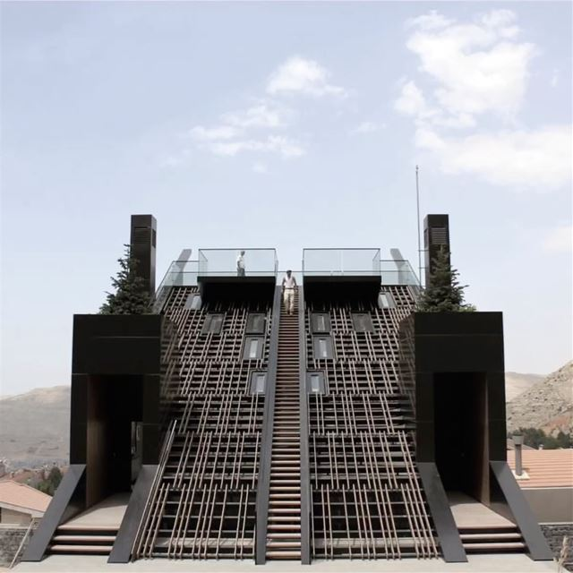 Kinetic Architecture. rajanimatePlot 4328 , Beirut Lebanon.... (Kfardebian)