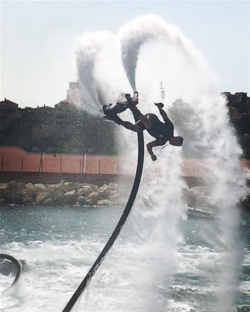 Photography is about capturing souls not smiles 😊 🤳 flyboard ... (Joünié)