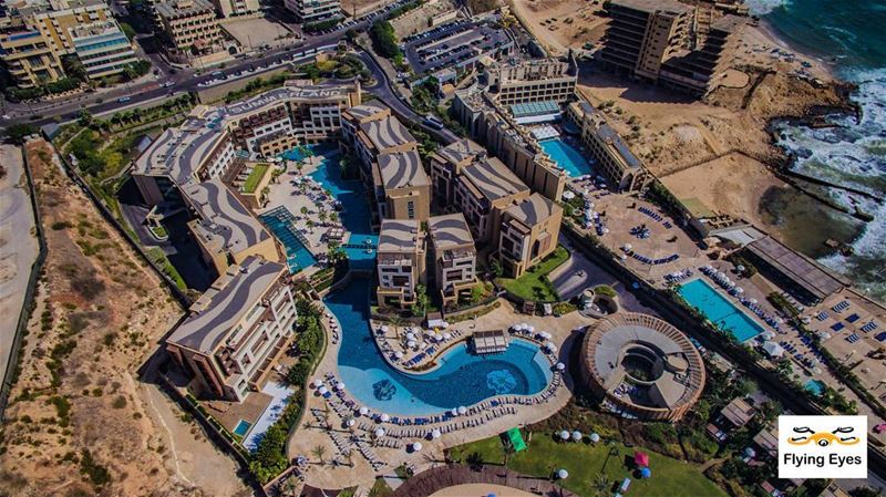 A wonderfully renovated and highly recommended hotel beach resort to be... (Kempinski Summerland Hotel & Resort Beirut)