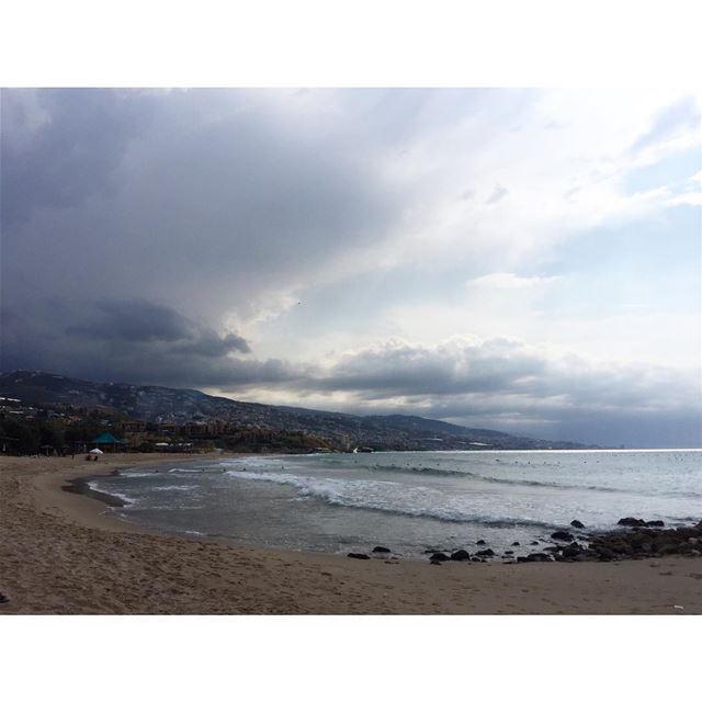 A Sea full of secrets 🌊 sea byblos jbeil amazingview ...
