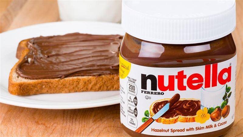 """""""نوتيلا"""" ليس مصنوعاً من الشوكولا!⠀⠀⠀⠀⠀⠀⠀⠀⠀ ⠀⠀⠀⠀⠀⠀⠀⠀⠀⠀⠀⠀ ⠀⠀⠀⠀⠀⠀⠀⠀⠀⠀⠀⠀ ⠀⠀⠀⠀⠀⠀"""
