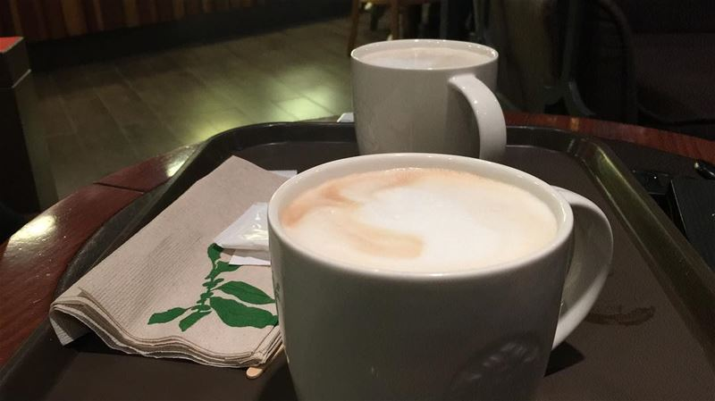 Can you spend a day without coffee? decaf starbuckscoffee essantials ... (Starbucks - اشرفية)