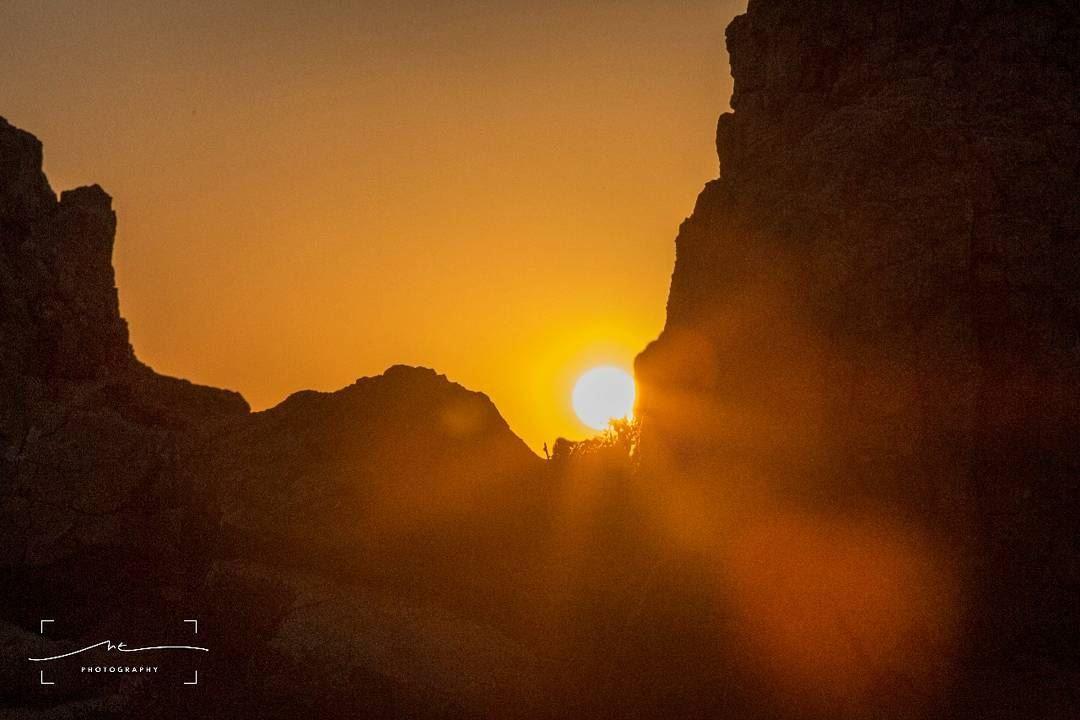 The last minute🌞 (Qanat Bakish, Mont-Liban, Lebanon)
