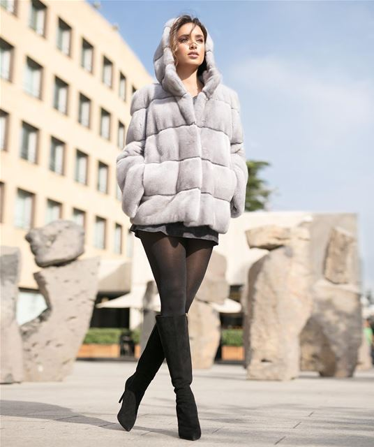 At @janekonsolstore we offer you the best premium fur coats to shop for... (Downtown Beirut)