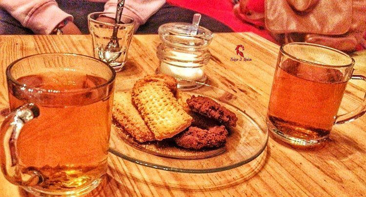 It's always tea time 🍵🕗.=================📍 @pranachillingspace .===== (Prana - Chilling Space)