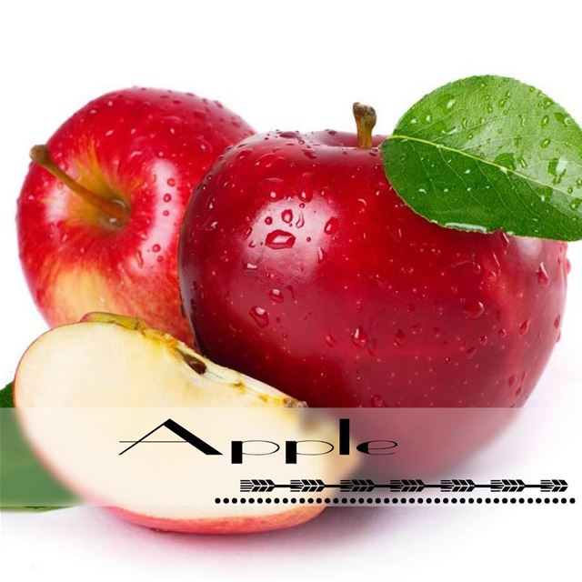 (На русском ниже⤵️)✔️APPLEThe most popular source of antioxidants in our... (Byblos, Lebanon)