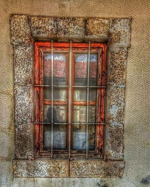 If it doesn't open, its not your door... Or Window 😄 - Beautiful old...
