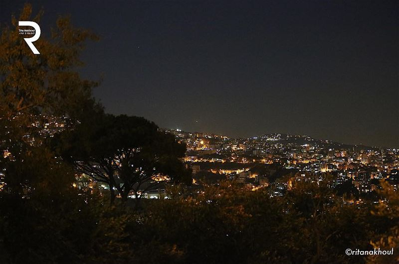 There's so much Beauty when your eyes lay lost in all the city lights... .... (كسروان- keserwan)