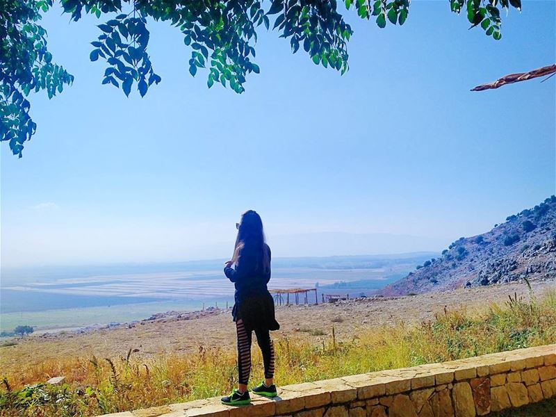 🇱🇧✌ (`Ammiq, Béqaa, Lebanon)
