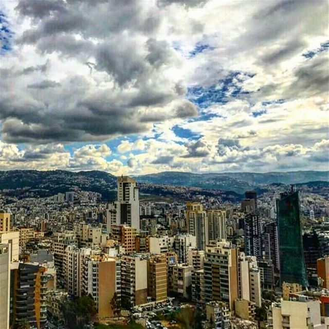 You're beautiful in every season☈⛅☉ ❤ beirut lebanon livelovebeirut ... (Beirut, Lebanon)