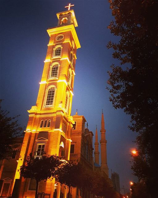 My religion is very simple. My religion is kindness-Dalai Lama... (Downtown Beirut)