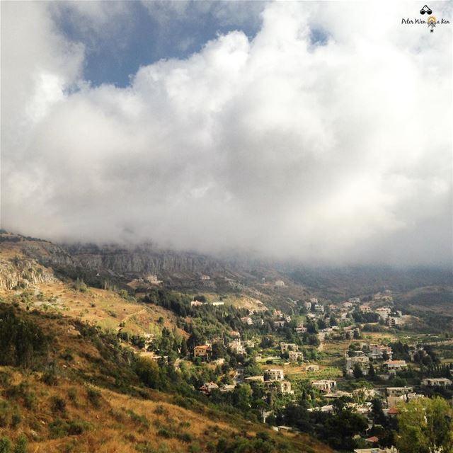 Wherever you go...go with all your heart ❤️ Happy Sunday peeps 🍂🍁... (Lebanon)