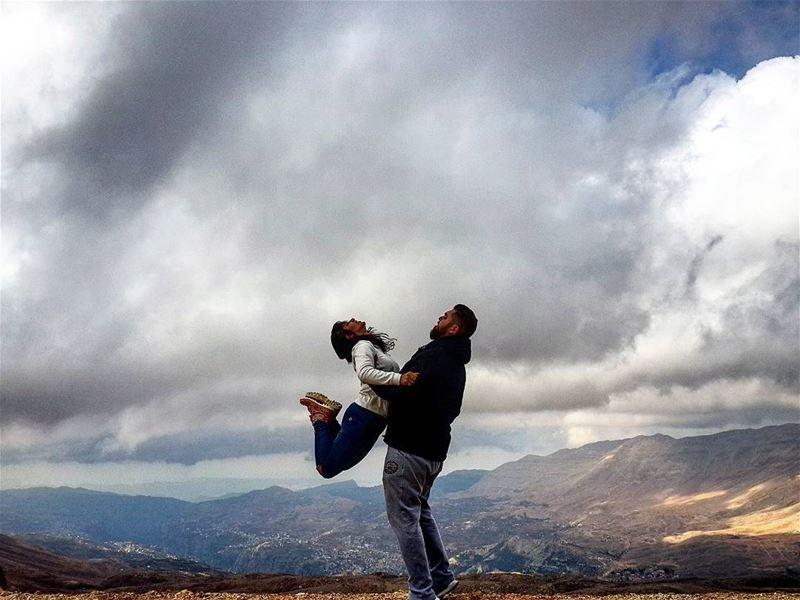 Over the mountains cedars lebanon lebanonspotlights livelovelife ...