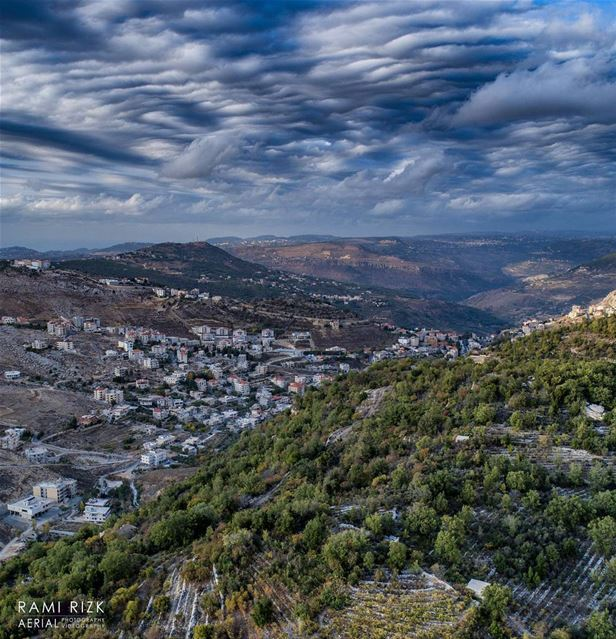 In love with this weather!😍... jezzine lebanon dji drones ... (Jezzîne, Al Janub, Lebanon)