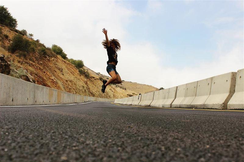 Jump 🙋🏻 sanine lebanon summer ...