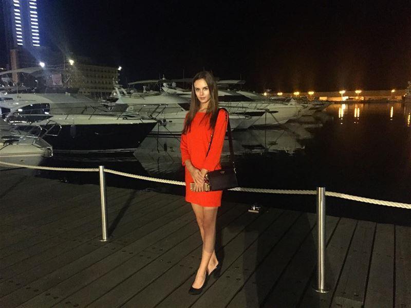 Beirut, Lebanon 🇱🇧 ❤️ traveling traveler instagood igers beirut ... (Zaitunay Bay)