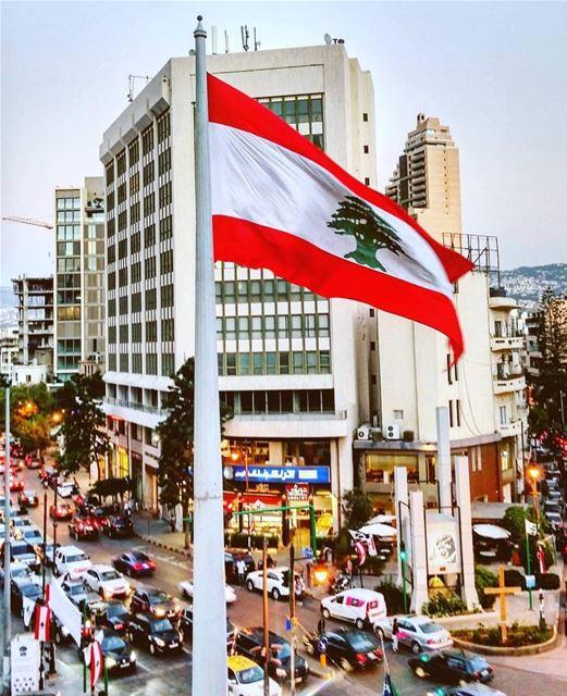 Lebanon 🇱🇧 Photo by: @evi_eva800 letstalkaboutlebanon hotelsoflebanon... (Ashrafiyah, Beyrouth, Lebanon)