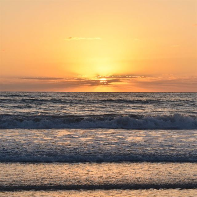 From dusk till dawn 🌅•••••••••••••••••••••••• sunset sun sundown ... (Tyre, Lebanon)