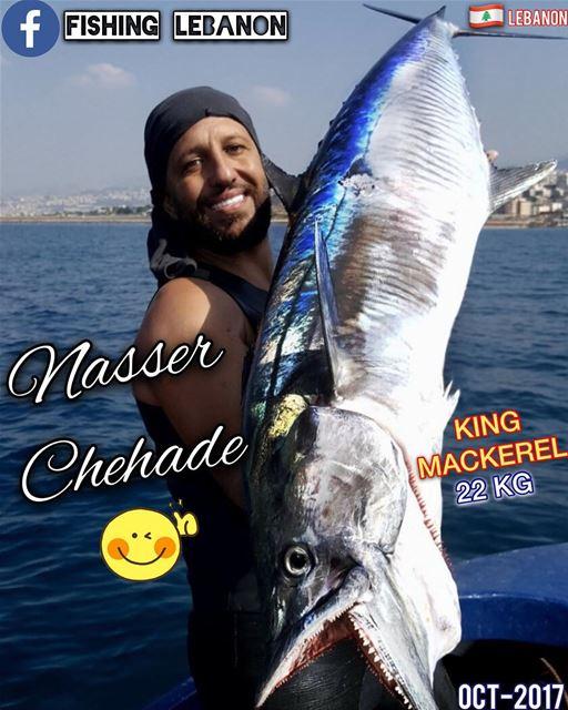 @nasserchehadeh & @fishinglebanon - @instagramfishing @jiggingworld @gtbust (Beirut, Lebanon)