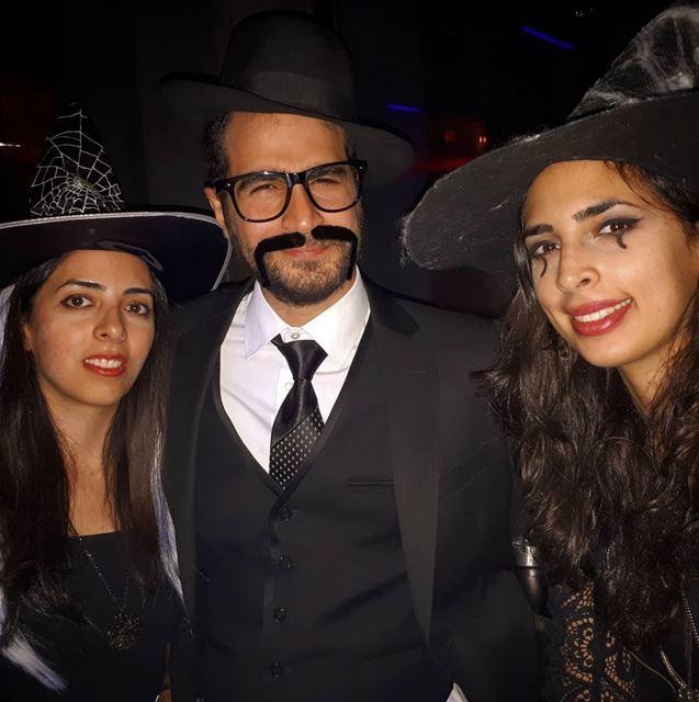witch 🕸🕷🎃 halloweencostume halloween karmaclub nighout perfect ... (KARMA Beirut)