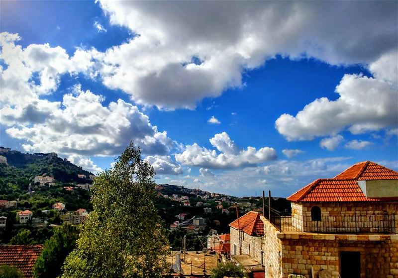 Beautiful Lebanon...By Ghassan_Yammine livelovebeitchabeb ... (Beït Chabâb, Mont-Liban, Lebanon)