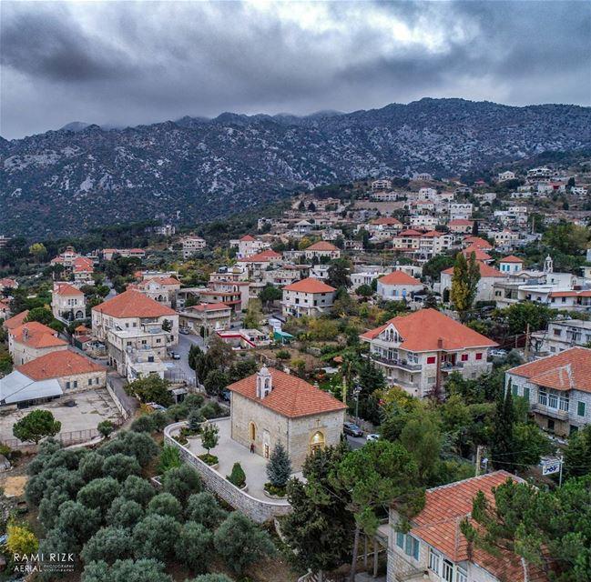DOUMA❤️.. douma lebanon dji drones quadcopter aerial ... (Douma, Liban-Nord, Lebanon)