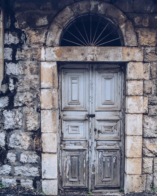 old  ways don't  open  new  doors ... history  rustic  lebanon ...