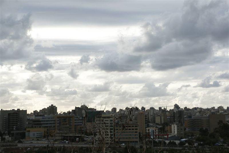 skyline of an oldcity ... lebanon lebanontimes lebanoninapicture ... (Sinn Al Fil, Mont-Liban, Lebanon)