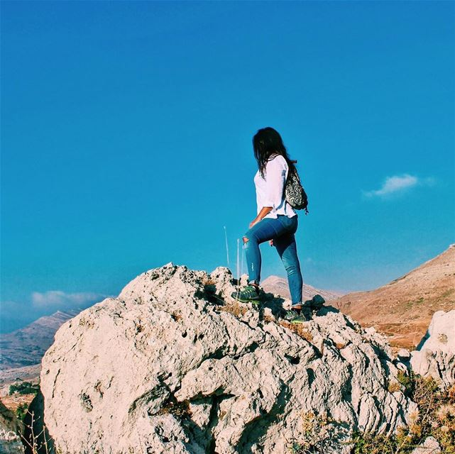 On top of the world  kindof 🌎 ..... lebanoneats  livelovelaklouk ... (El Laklouk, Mont-Liban, Lebanon)