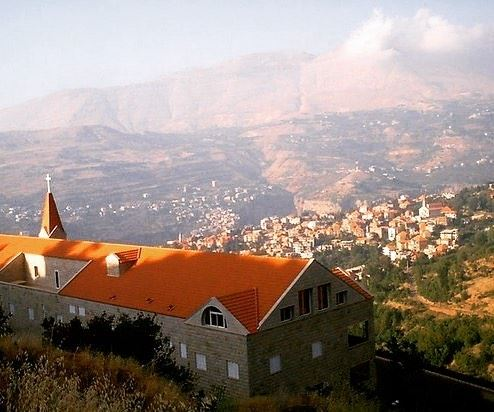 hasroun northlebanon lebanon villages toens nature tiles houses churches...