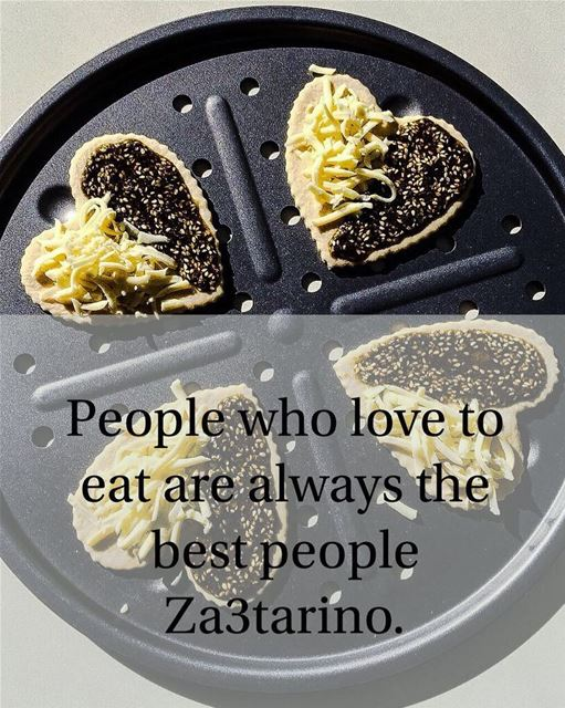 Today's quote: 'People who love to eat are always the best people.' Thank...