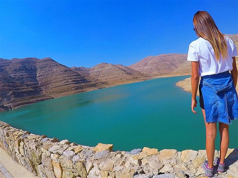 I want those summer days back! 👆🏻😩☀️........ lebanon ... (Chabrouh-Faraya)