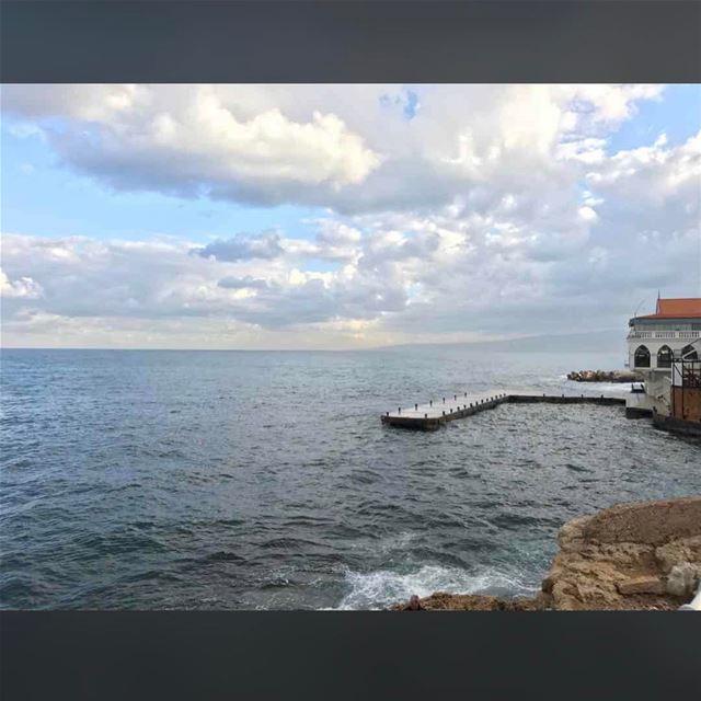 GoodEvening From Beirut ❤🇱🇧 lebanon beirutlovers ... (Beirut, Lebanon)