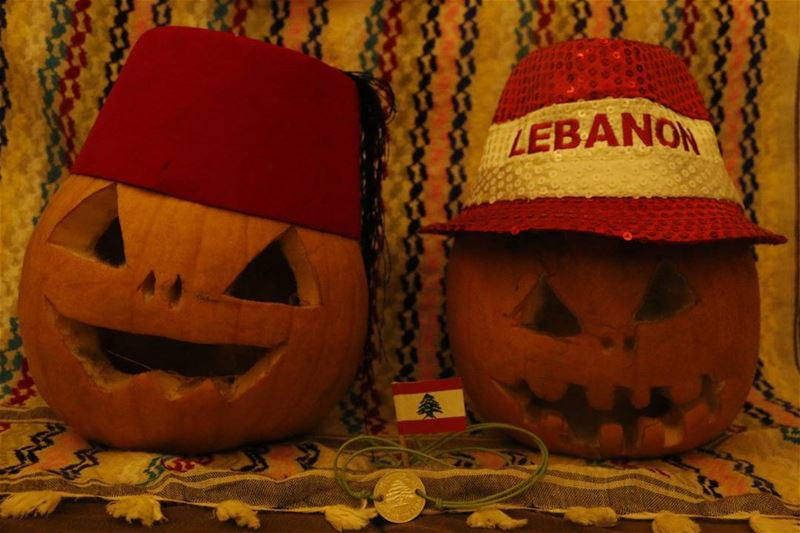 traditional lebanese halloween is here to celebrate! boo :) lebanon ...