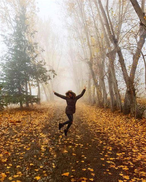 🍂🍁FALL🍁🍂 ....... lebanonblog lebanonshots autumnvibes ... (El Laklouk, Mont-Liban, Lebanon)