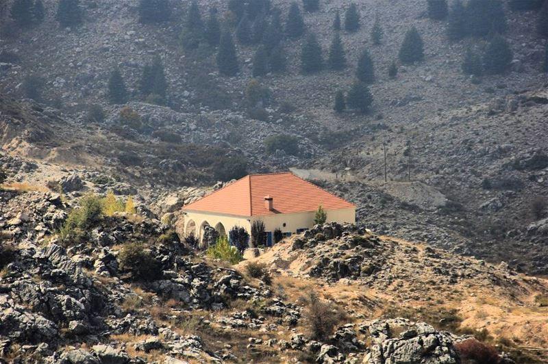 morning friday lebanonhouses me laklouk lebanesestyle igersbeirut... (El Laklouk, Mont-Liban, Lebanon)