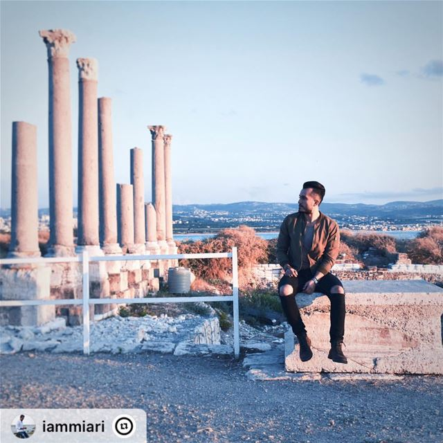 """In the heart of history ❤️ ____________________ iammiari me love ..."
