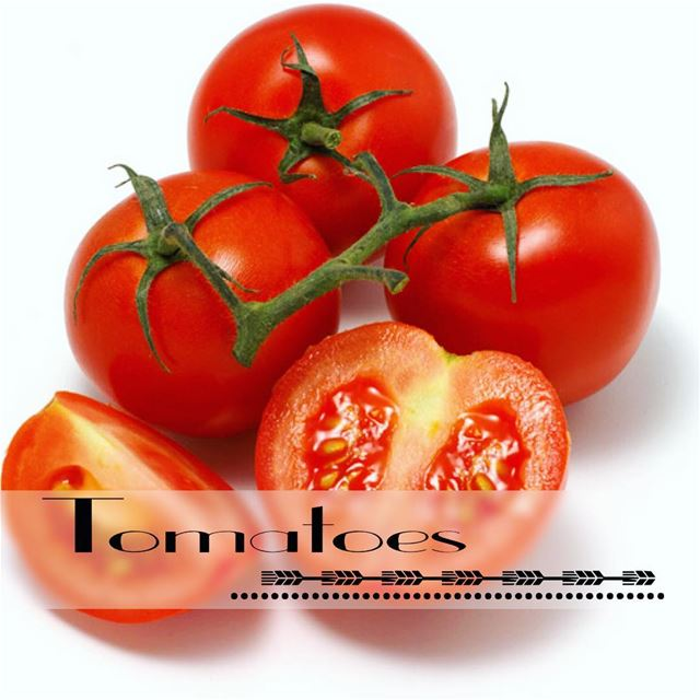 ✔️TOMATOESLycopene, the photochemical that makes tomatoes red, is a... (Antilyas)