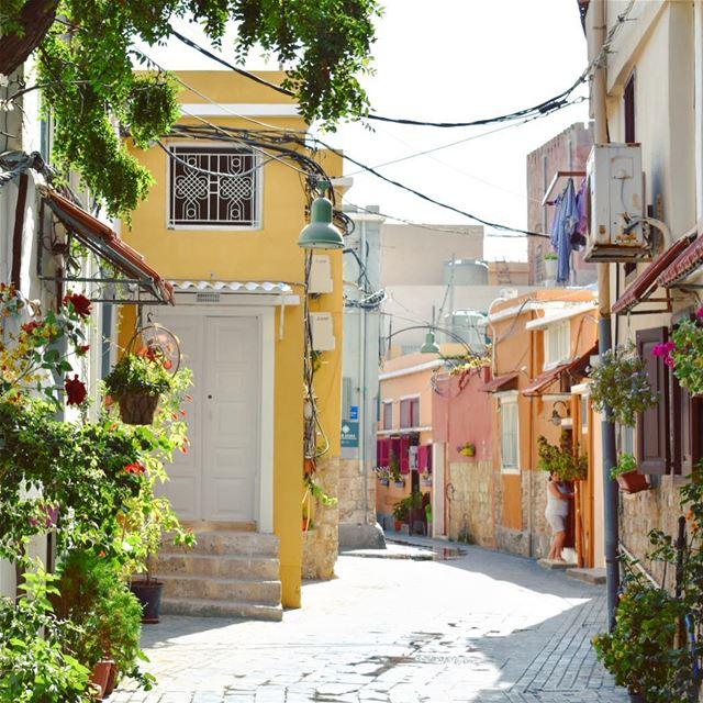 Weekend color 🌈💐🎈•••••••••••••••••••••••• colors weekend ... (Tyre, Lebanon)