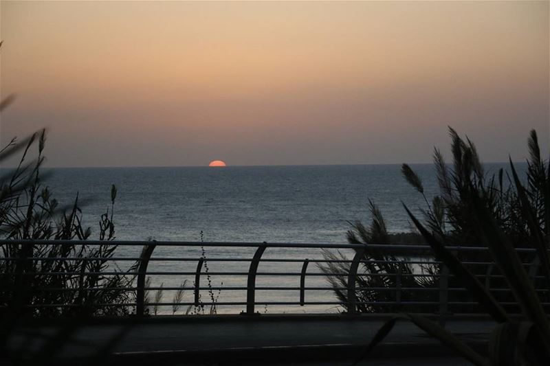 I will be back... sunset sunsetlovers lebanesesunset lebanese ...