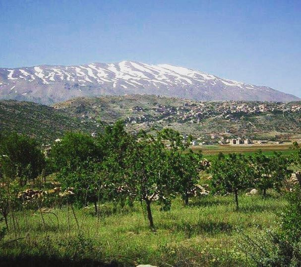 Dear al Ahmad and bekaa country side deiralahmar deyralahmar ... (Deir el Ahmar)