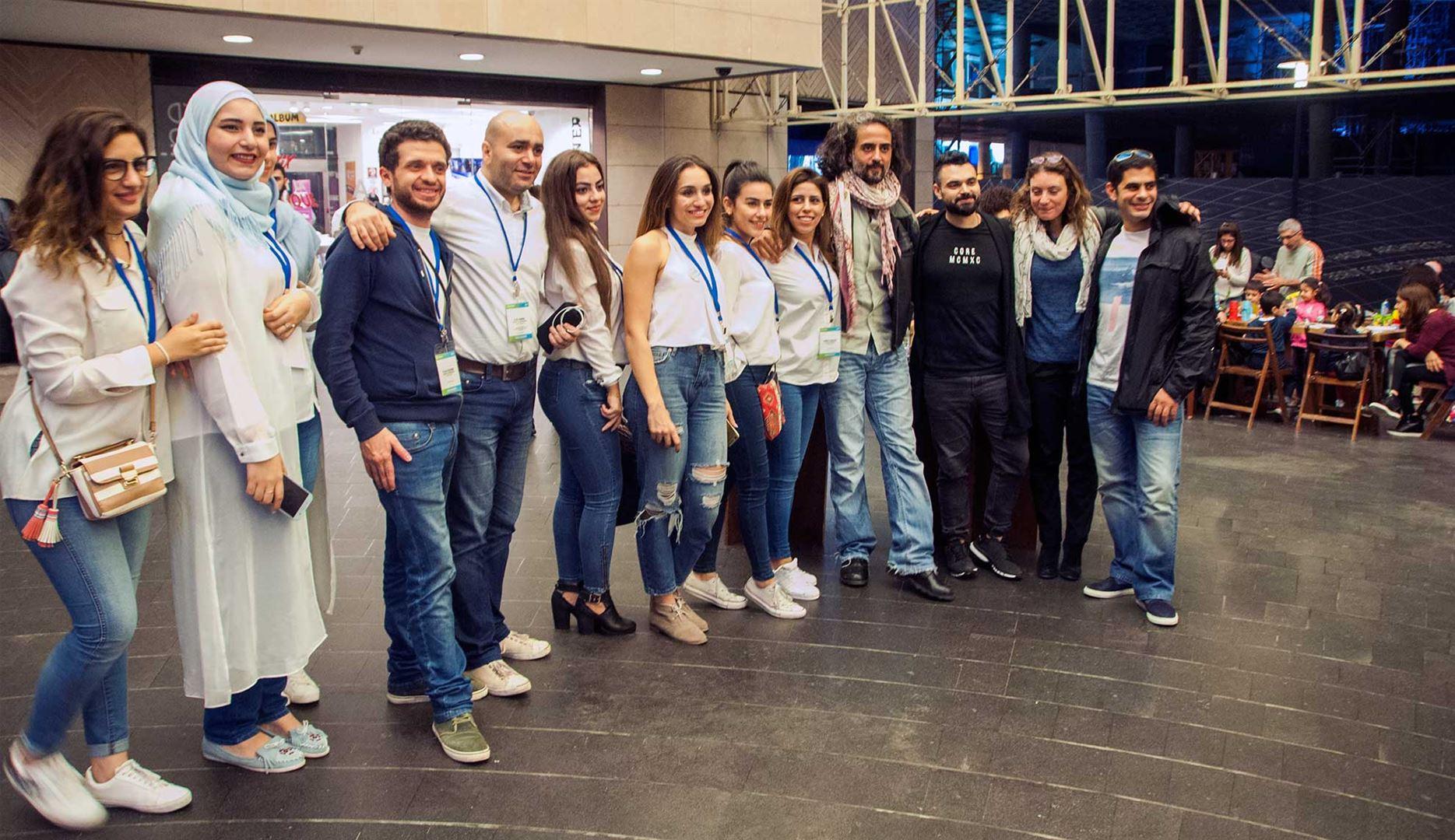 I Green Beirut - JCI Lebanon Team