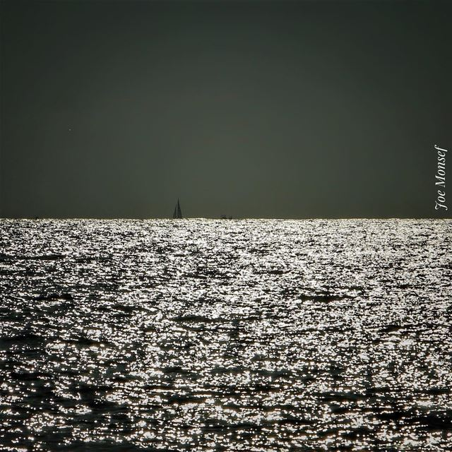 ghadir jounieh lebanon sea sky boat sun view houses canon hdr ...