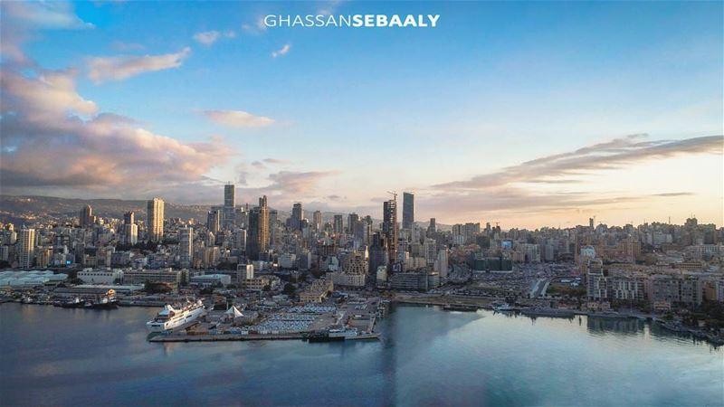 - Beirut skyline - beirut lebanon skyline travel traveling ... (Beirut, Lebanon)